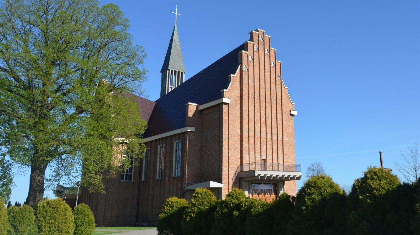 Parafia Besko